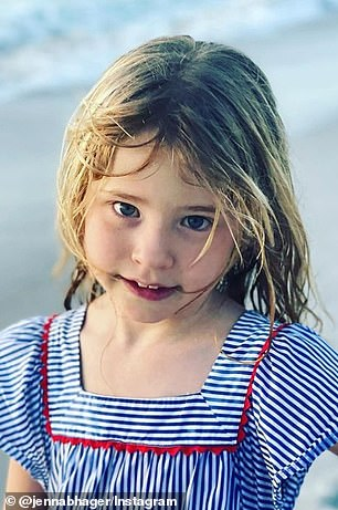 Hard to handle: 'P.S. Daddy, how much longer 'til you pick me up? I miss you too much. I need to stop crying. So goodbye. I miss you terribly, Mom and Dad,' Mila wrote