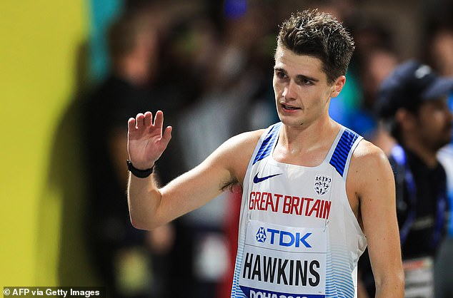 Callum Hawkins will look to improve on his ninth place finish on his Olympic debut in Rio 2016