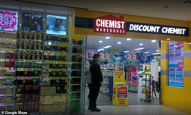 Chemist Warehouse in Parramatta was exposed to the virus on July 19 from 3:45pm to 12:00am, with attending shoppers asked to get tested and isolate until a negative result