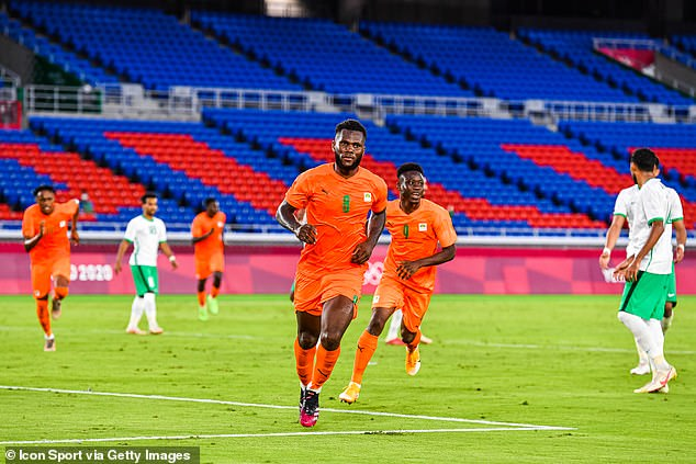 Kessie is currently on international duty with Ivory Coast during the Tokyo Olympics