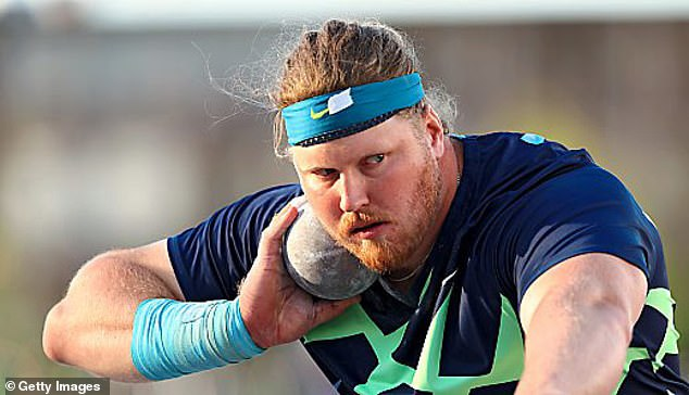 Current world record holder Ryan Crouser is interesting because he comes from a throwing family