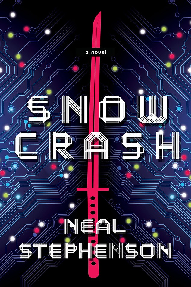 Science fiction writer Neal Stephenson's Snow Crash, published in 1992, addresses the subject.  Stephenson is also credited with making the 'metaverse' sentence