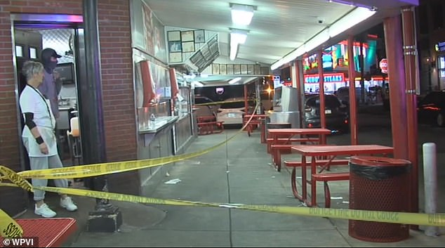 Pat's remained closed for four hours during the investigation, but later reopened for business