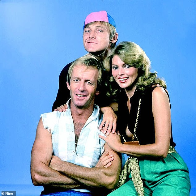 Flashback: Cornell discoveredPaul Hogan, who was working as a rigger on the Sydney Harbour Bridge. Together they created The Paul Hogan Show, starring Paul, himself and his wife Delvene