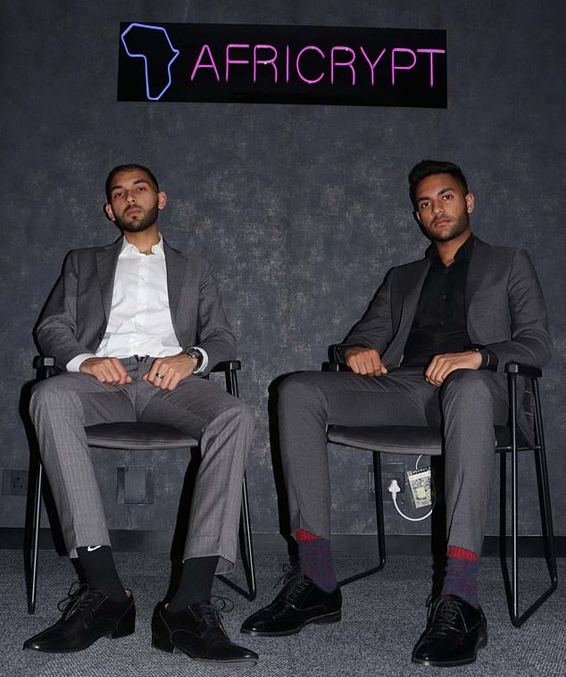 Two brothers accused of fleeing South Africa with $3.6billion in stolen Bitcoin had bought citizenship for the Pacific Island of Vanuatu months earlier, according to a report. Ameer and Raees Cajee, the founders of a South African cryptocurrency exchange, disappeared earlier this year after telling investors their company had been hacked