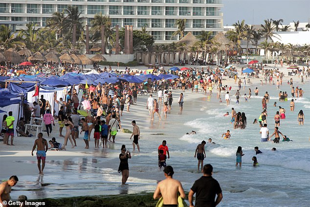 Party hotspots in Mexico have been slammed with outbreaks of the Indian Delta COVID-19 variant. Los Cabos has even closed some beaches to prevent the spread