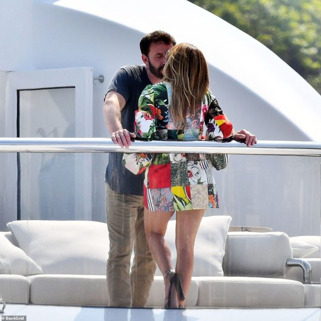 Affleck, 48, appears to have splurged mightily on the birthday getaway for JLo, who celebrates her 52nd birthday on Saturday, sparing no expense as the couple openly displayed their affection