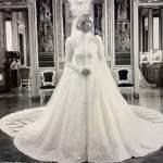 Princess Diana's niece Lady Kitty Spencer, 30, weds £80million fashion tycoon Michael Lewis 💥👩💥