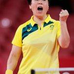 Australian Olympic underdog: Women's table tennis star Jian Fang Lay💥👩💥💥👩💥
