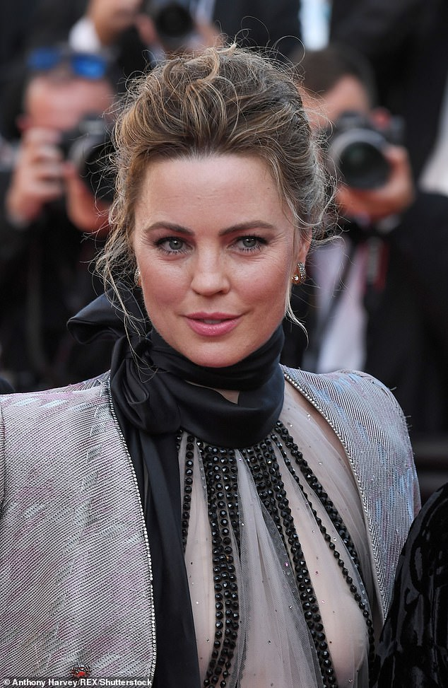 Moved on:The actress also made no secret of the fact she resented her involvement in the classic soap. In 2012, she famously denounced her legacy as a Home and Away alumnus in an interview that has haunted her ever since