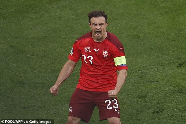 Shaqiri still harbours hopes of achieving international success with Switzerland