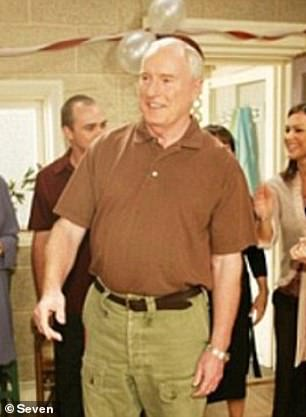 Icon:Ray is arguably one of the most well-known faces in Home and Away history, having played Alf Stewart for over 30 years since the first episode in 1988