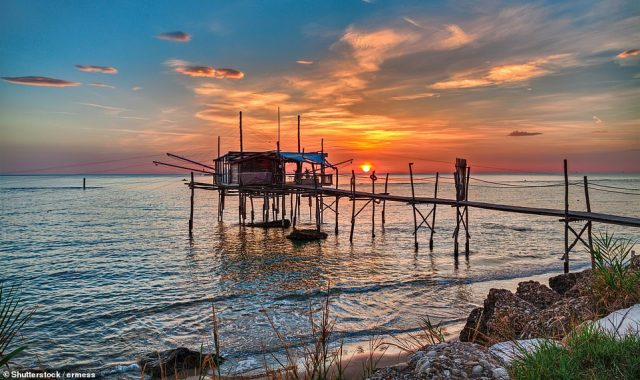 Named after the area¿s traditional fisherman-hut structures, which look like Thai stilt houses built over the sea, the Trabocchi Coast in Abruzzo is perhaps Italy¿s most unsung destination