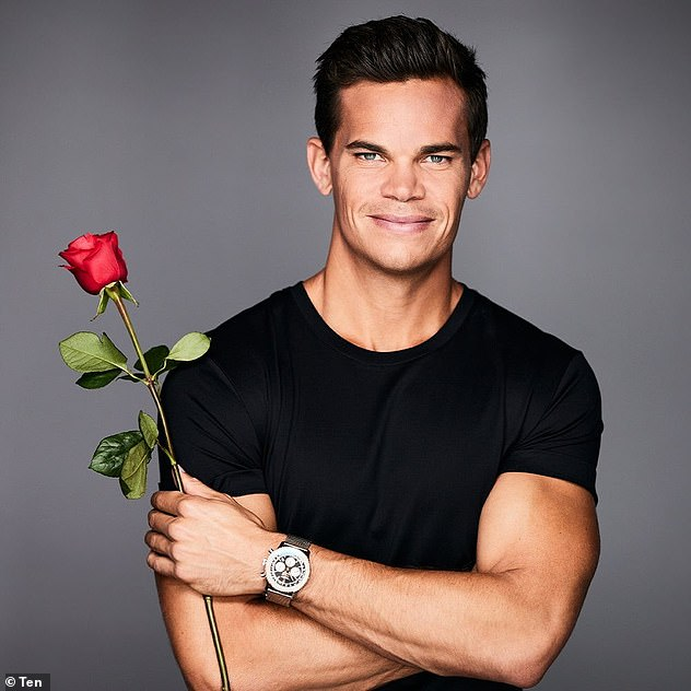 SPOILER ALERT: The woman set to steal Jimmy Nicholson's heart on The Bachelor has been revealed. Pictured: Jimmy
