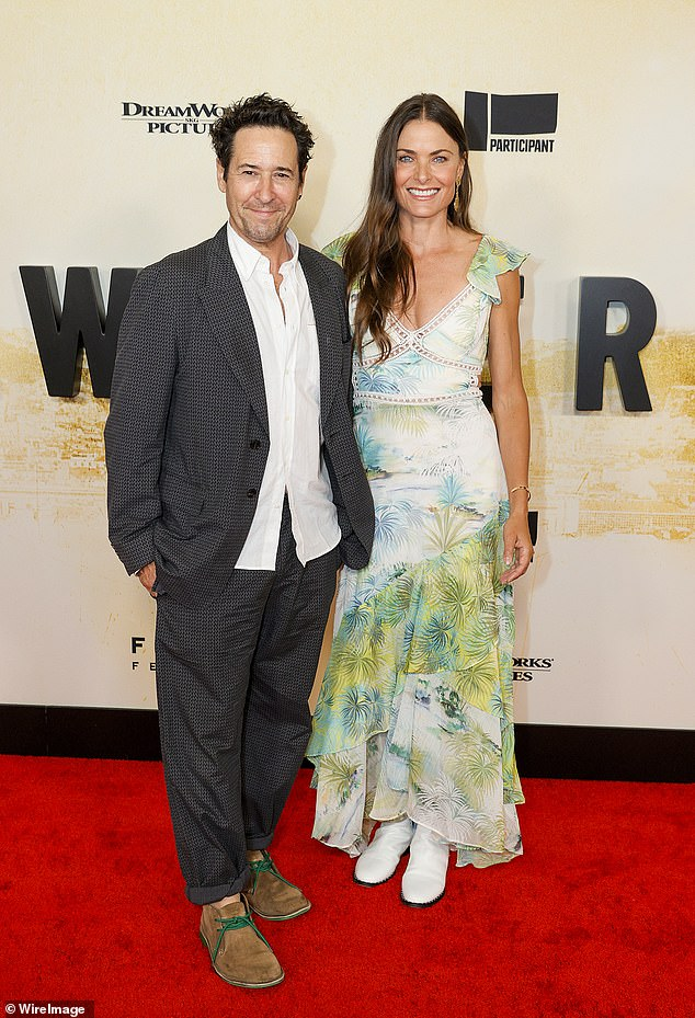 Rounding out the guest list: ActorsRob Morrow and Debbon Ayer attended the premiere as well