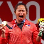 Tokyo Olympics: Philippines win first EVER Games gold medal with weightlifter Hidilyn Diaz 💥👩💥