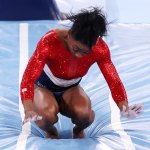 Simone Biles is pulled OUT of the team finals 💥👩💥