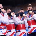 Tokyo Olympics: Team GB secure their first women's team gymnastics medal in 93 YEARS with bronze 💥👩💥