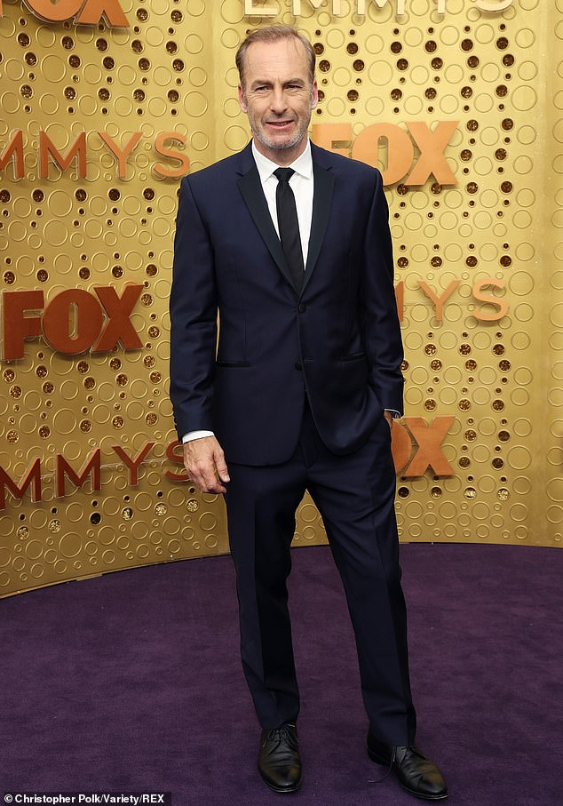 Scare:Better Call Saul star Bob Odenkirk 'rushed to hospital' after collapsing onset of the hit Netflix show in LA