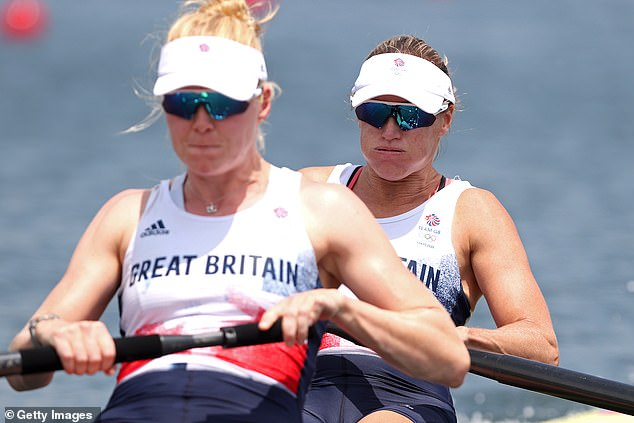 Helen Glover and Polly Swann will compete in the women's coxless pair final