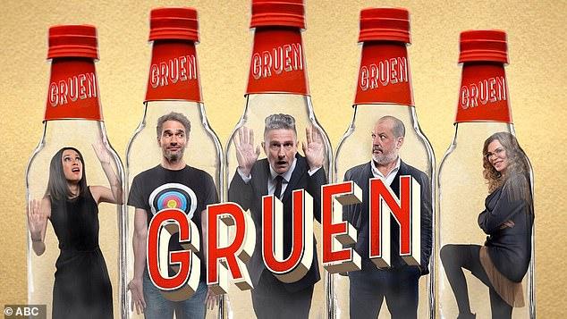 Back for more: Popular comedy show Gruen will return to ABC in September