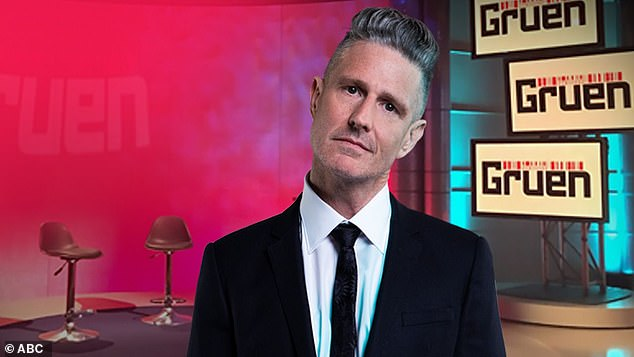 Pulling the Ratings: This will mark the 13th season of the hit show, with Gruen proving to be one of the highest-rated programs on ABC