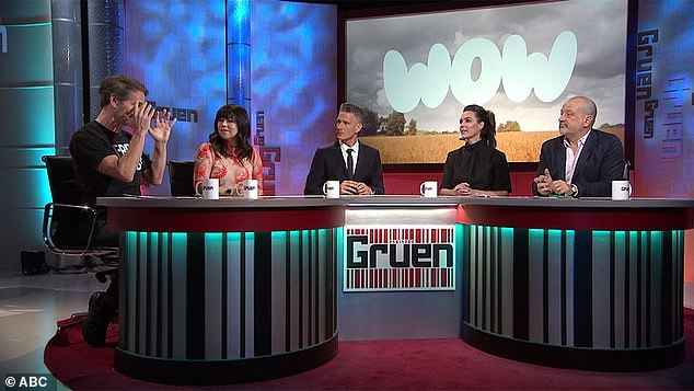 """""""This is the year everything stopped except advertising.  So we can't stop either.  Gruen Returns, Unmasking Marketing Secrets Faster Than A Conspiracy Theorist In Bunnings, """"ABC Said"""