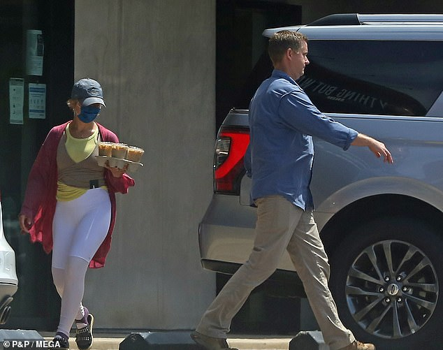 Melissa Cohen's recent trip to Starbucks in Malibu cost taxpayers $285, DailyMail.com can reveal
