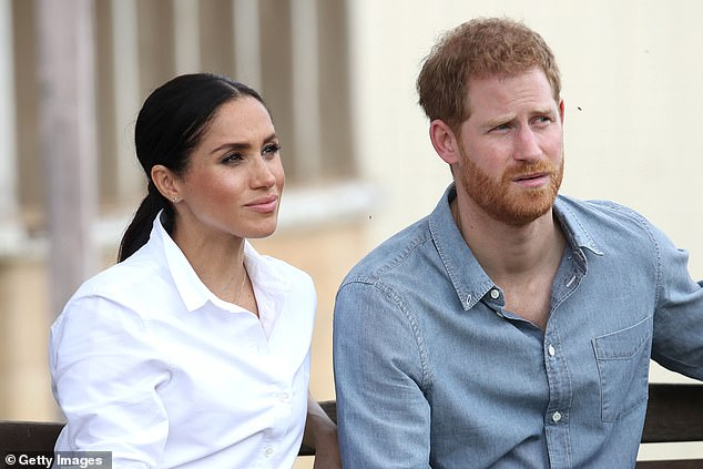 When starting a new life, it's always helpful to have the support of close friends. And if the friends in question are the former president of the United States and his wife, so much the better — as Prince Harry and wife Meghan are discovering