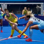 Tokyo Olympics: Hockeyroos win 2-0 after Argentina's 'disgraceful' tactic in fourth quarter 💥👩💥