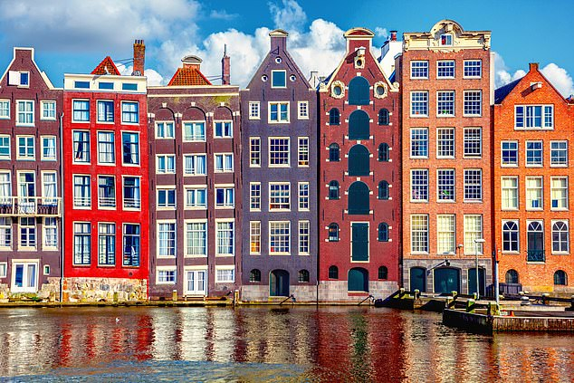 You will sail from Amsterdam in April 2022and travel along Holland's pretty canals and waterways