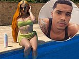 Mabel 'splits from American actor boyfriend Rome Flynn' for the SECOND time
