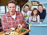 Jamie Oliver's Friday Night Feast 'cancelled for third year as he struggles to get A-list stars'
