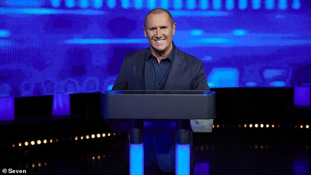 Crucial role: In an interview with The Daily Telegraph last month, Emdur explained that game shows like The Chase are 'super important' because they are lead-ins to news bulletins, which are often the highest-rated programs of the evening