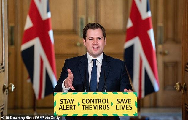 Only Communities Secretary Robert Jenrick, Conservative Party co-chairman Amanda Milling and Education Secretary Gavin Williamson are rated below Mr Johnson