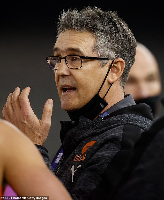 GWS coach Leon Cameron (pictured) has no qualms about his side being asked to back up against Geelong on a five-day break as the AFL faces another fixture shake-up