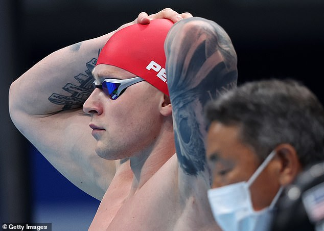 Peaty took to Twitter to insist his job is not a normal one and the pressure he is under is unique