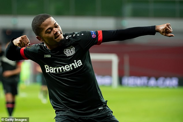 Leon Bailey is set to join Aston Villa from Bayer Leverkusen after having a medical in Miami