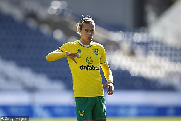They are also keen to sign Norwich City's Todd Cantwell to compensate for the loss of Grealish