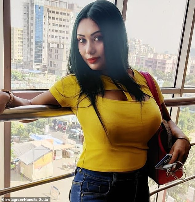 Dutta was arrested at her home in Dum Dum along with her associate Mainak Ghosh, 39.