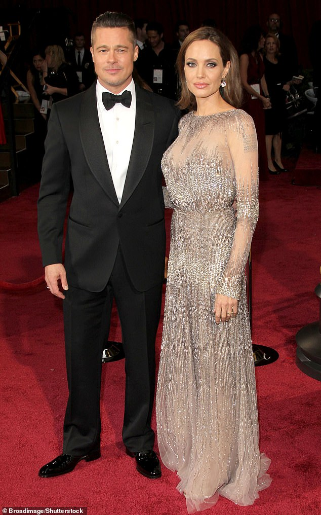 Splitsville: Jolie filed for divorce from Pitt in 2016, and their legal separation was finalized in 2019