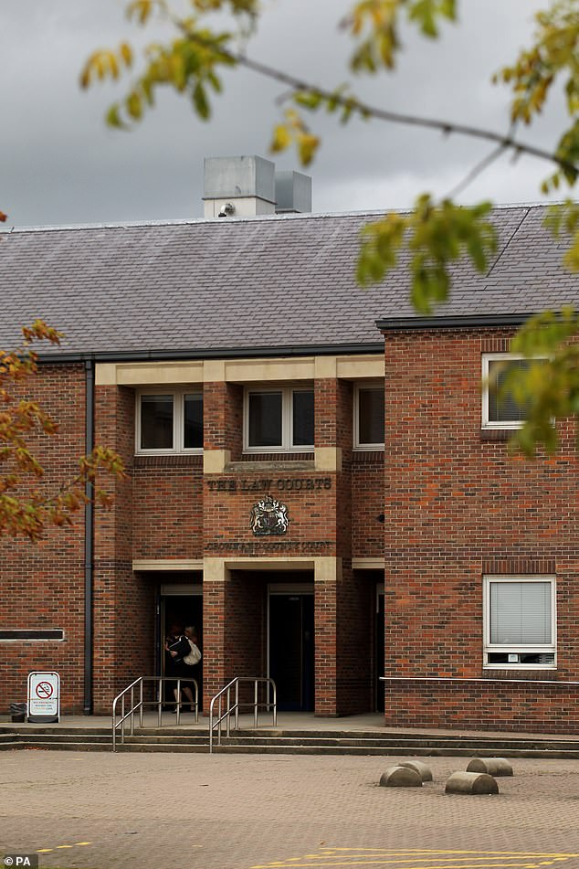 Melhado, who also admitted to a second burglary charge from September 5, was also ordered to pay a fine of £149 at Norwich Crown Court