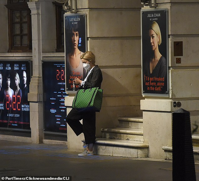 Exciting: New play is by Danny Robins and will run at the Noel Coward Theater through October