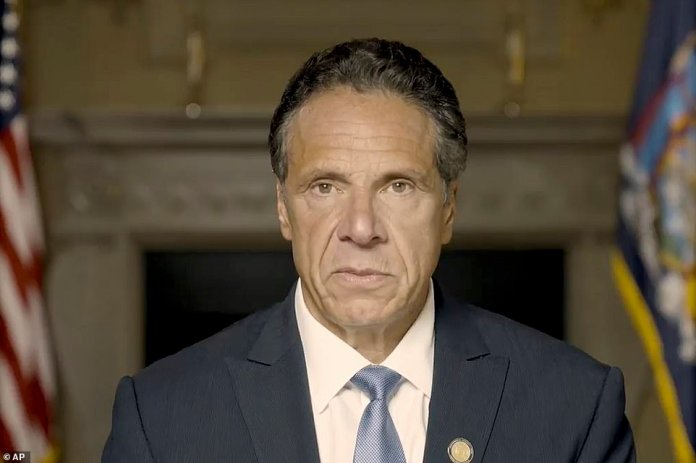 New York Governor Andrew Cuomo on Tuesday refused to resign after a damning report by the State Attorney General's Office accused him of sexually harassing multiple women