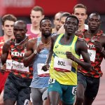 Australia's Peter Bol comes agonisingly close to completing Olympic fairy-tale in 800m final Tokyo 💥👩💥