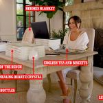 Inside Meghan Markle's California-chic study as she shares a birthday message on her 40th 💥👩💥