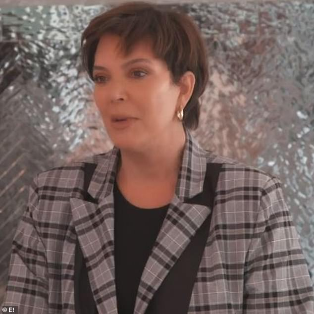 What a moment: Kris Jenner could be seen in new clip saying goodbye to her days in Keeping up with the Kardashians