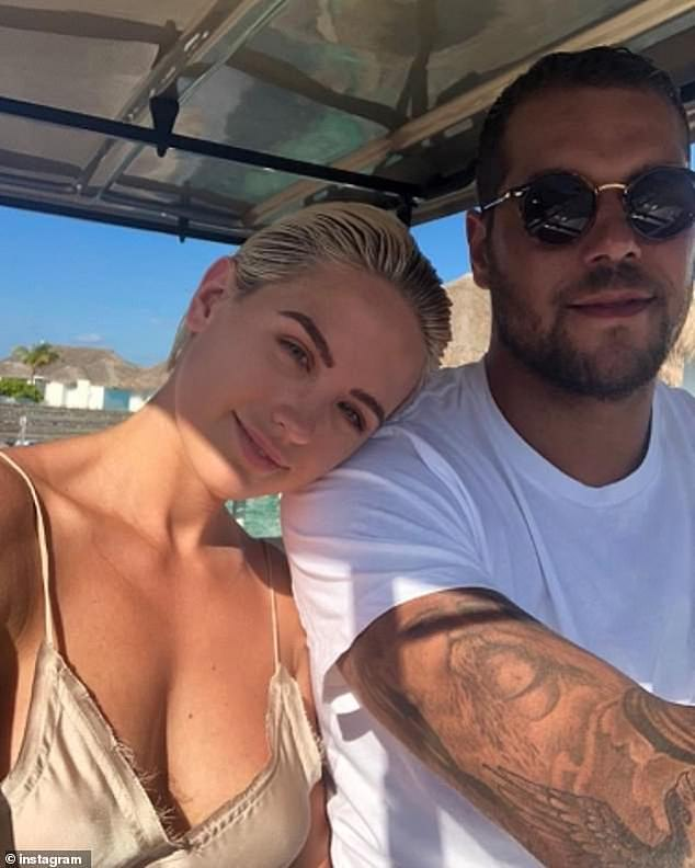 Reunited!  Jesinta Franklin is finally set to reunite with AFL star husband Lance 'Buddy' Franklin after nearly seven weeks apart