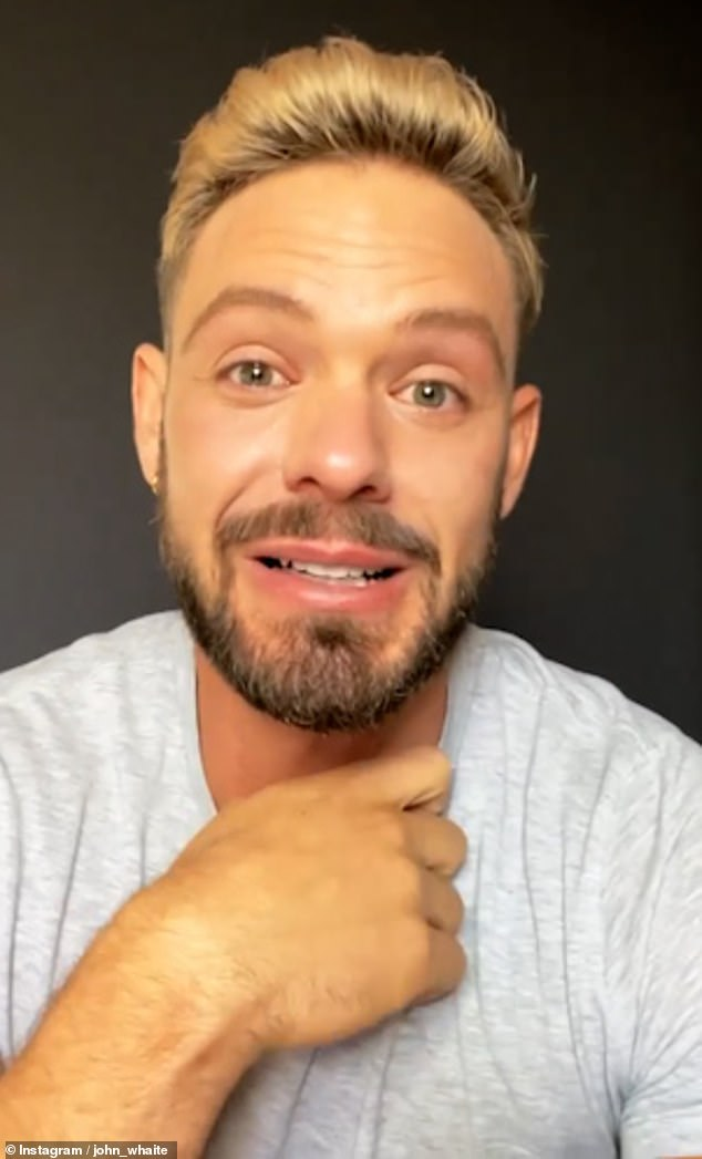 Yay! After the announcement, he took to Instagram to tearfully celebrate the news: 'Oh my god, you guys, I'm actually crying real tears because of how nice you're all being'