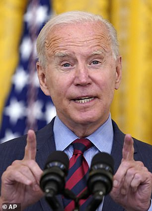 President Joe Biden will be joined by Ford, GM, and Stellantis (formerly Fiat Chrysler) executives when he signs an executive order encouraging more electric cars to be built but Tesla's Elon Musk was not invited